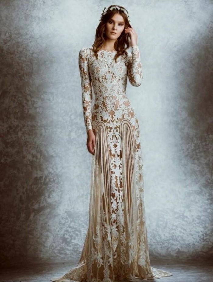 Robe De Mariee Boheme Chic Choisissez Votre Modele