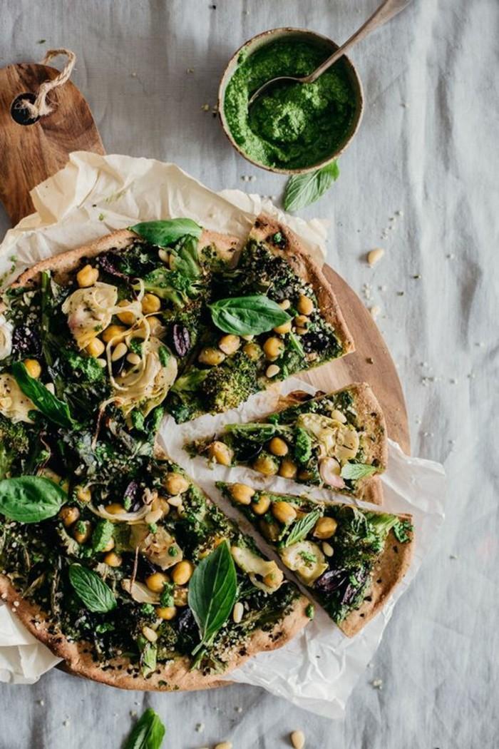 recettes-legeres-pour-le-soir-originale-idee-pizza