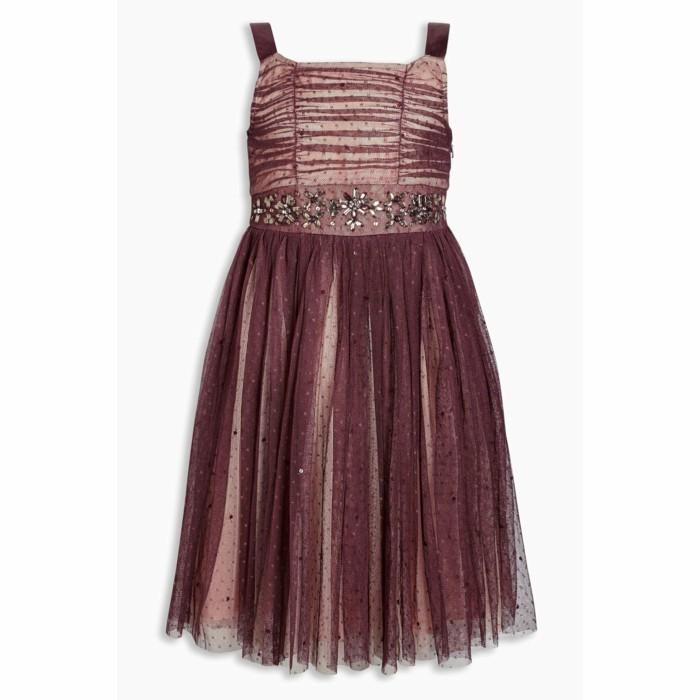 robe-de-fete-fille-3-suisses-en-tulle-avec-des-elements-decoratifs-brillants-resized