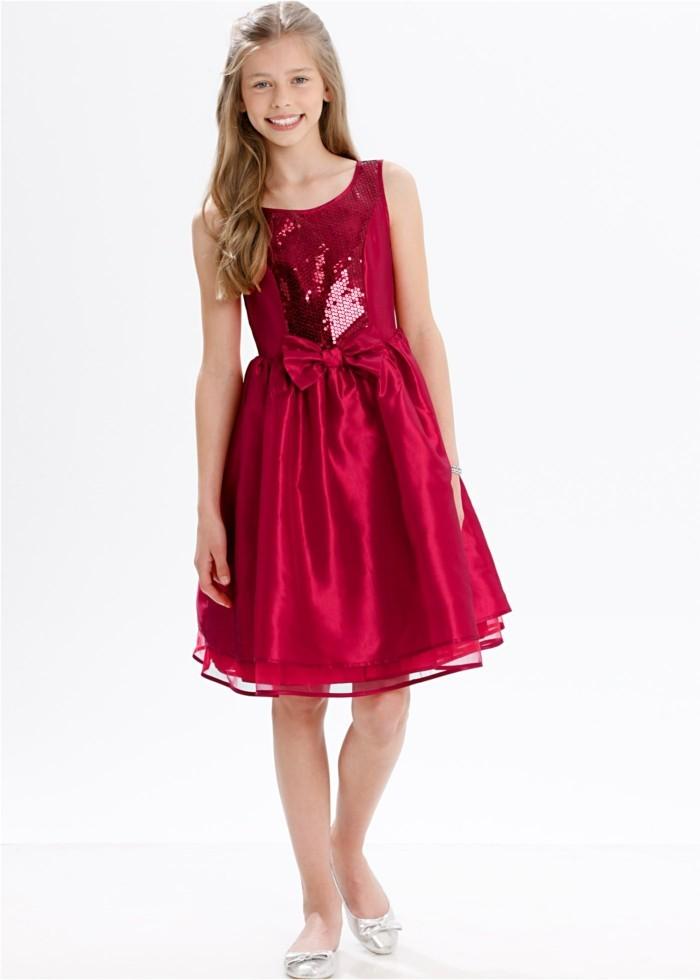 robe-de-fete-fille-bonprix-couleur-rouge-pailletee-resized