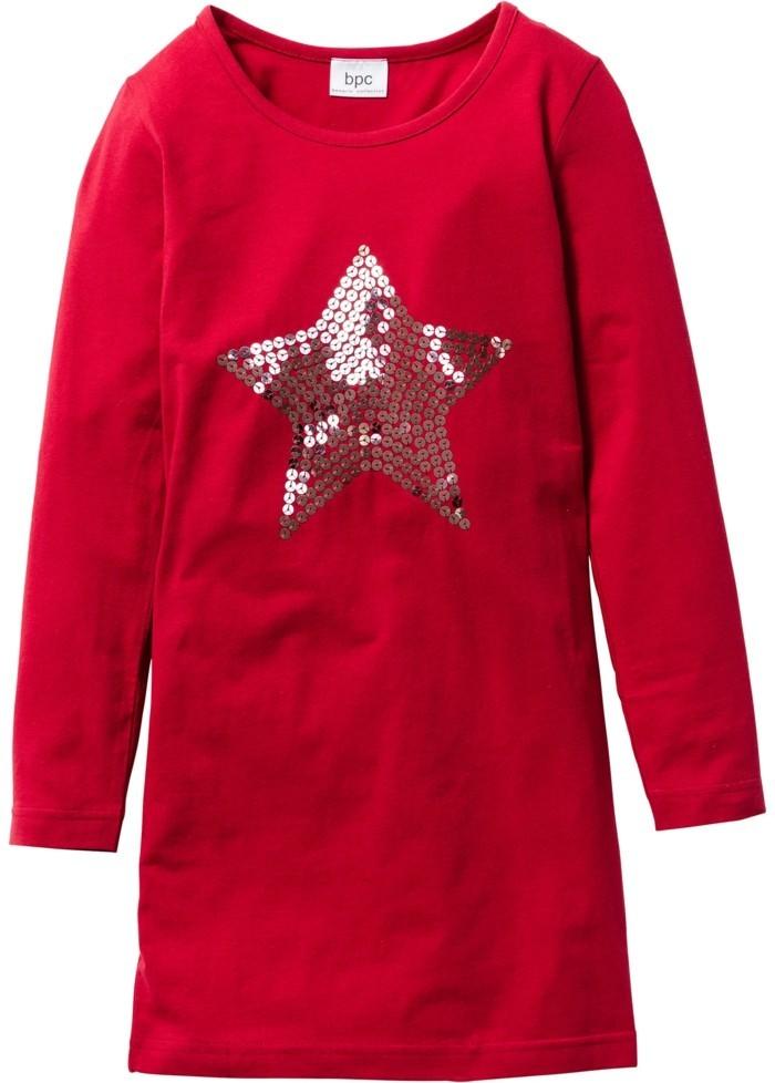 robe-de-fete-fille-bonprix-rouge-avec-application-etoile-en-strass-argente-resized