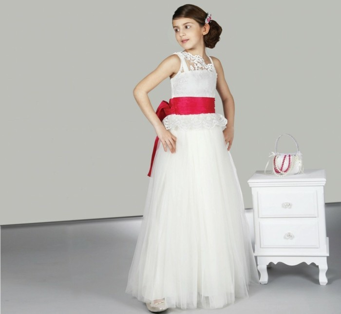 robe-de-fete-fille-ceremoniexpress-en-tulle-blanc-avec-ceinture-rouge-resized