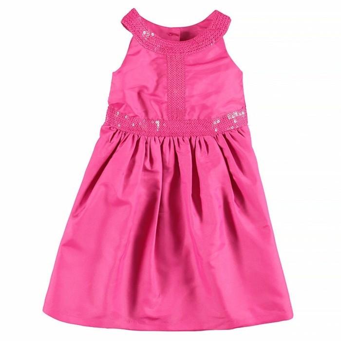 robe-de-fete-fille-orchestra-rose-avec-des-sequins-resized