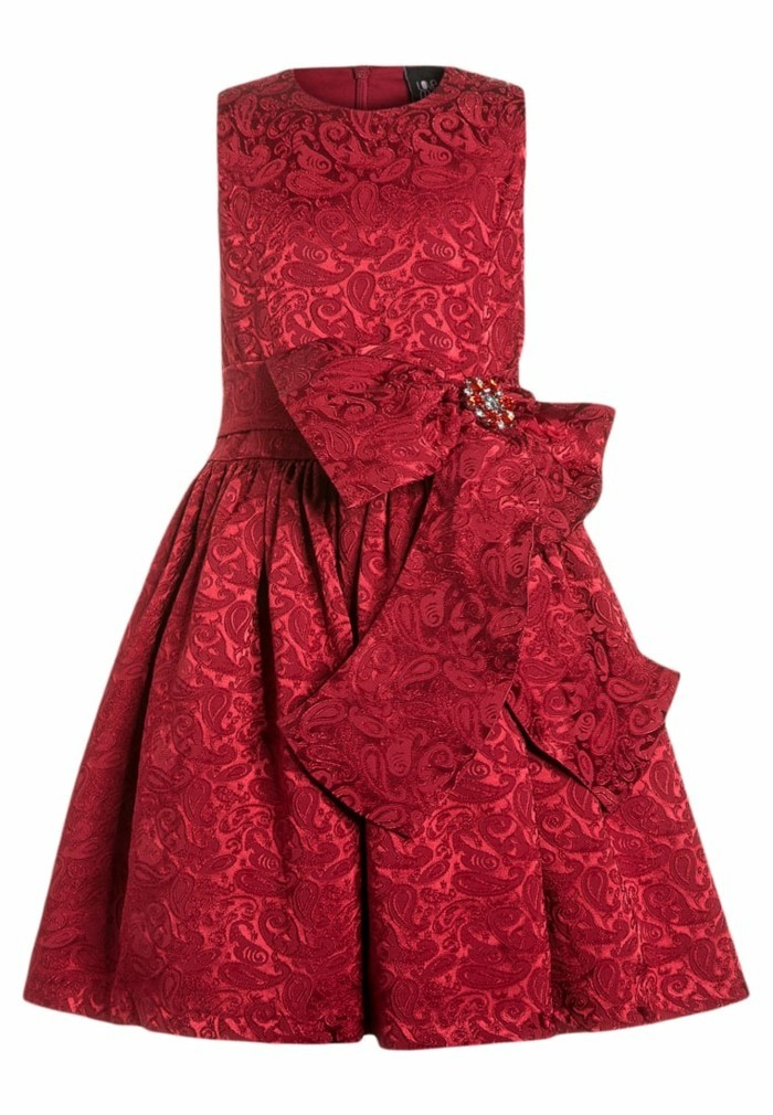 robe-de-fete-fille-zalando-en-rouge-nuance-noble-resized
