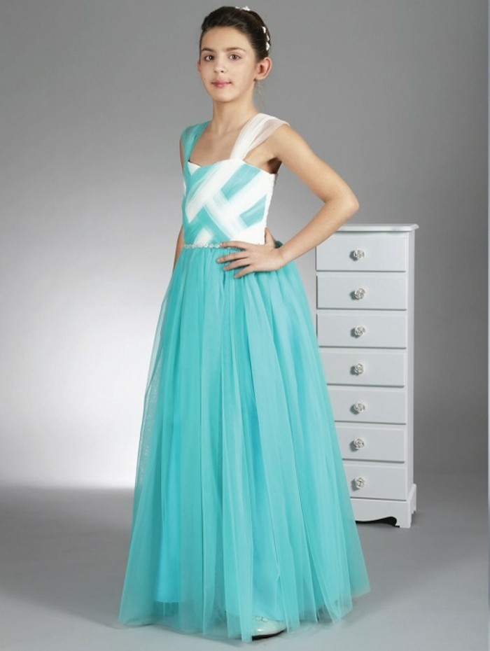 robe-de-fete-fille-modele-irene-ceremonieexpress-en-turquoise-et-blanc-resized