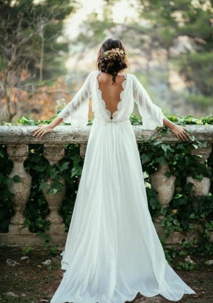 Robe De Mariée Bohème Chic Choisissez Votre Modèle