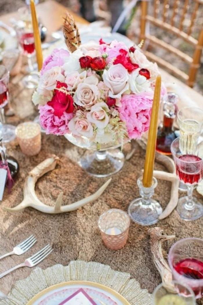 romantique-idee-deco-mariage-pas-cher-decoration-vase-chouette
