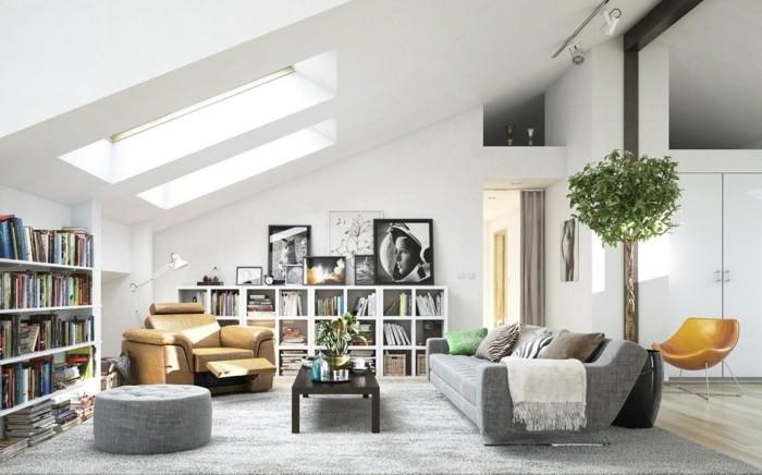 salon-scandinave-deco-salon-gris-et-blanc-avec-des-touches-de-couleur-plus-vives-ambiance-paisible