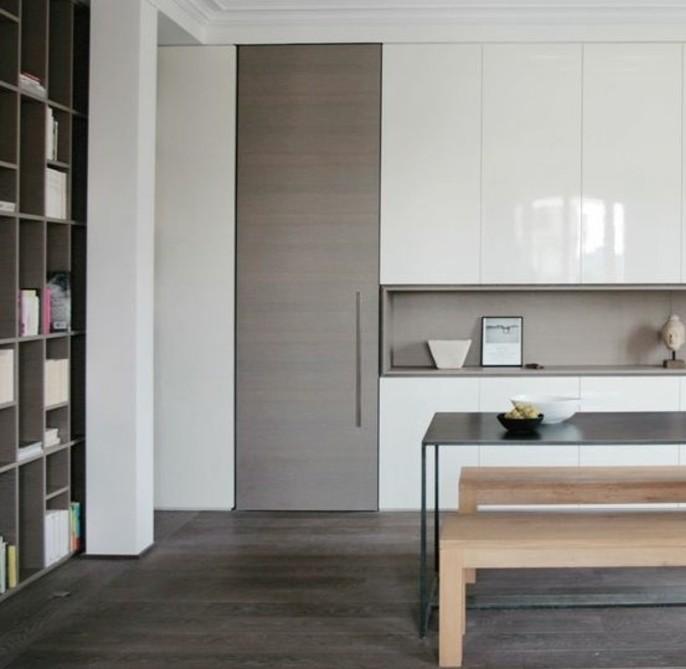 couleur taupe et gris. Black Bedroom Furniture Sets. Home Design Ideas