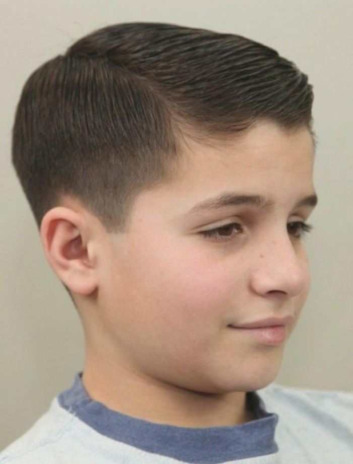 Coupe de cheveux court gars