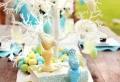Déco table Pâques – 60 idées qui vos invités n'oublieront jamais