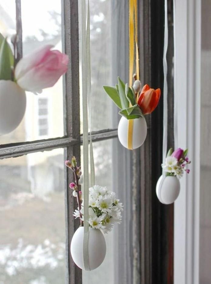 superbe-deco-paques-suspendue-coquille-d-oeufs-contenant-des-fleurs-fraiches