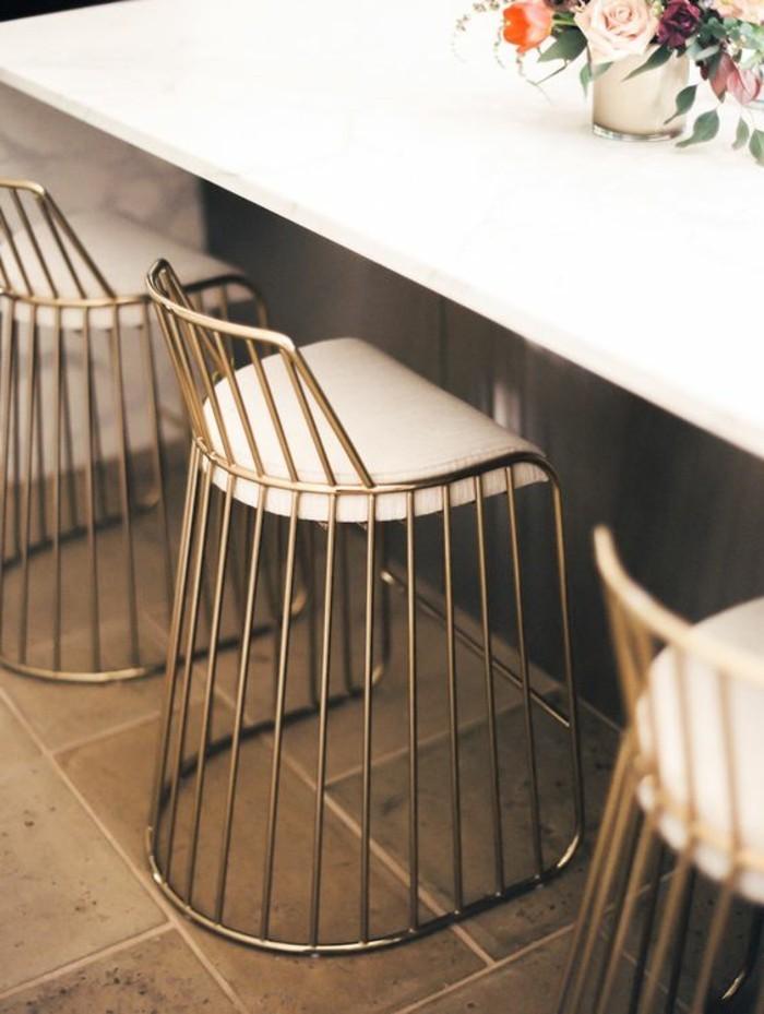tabourets-de-bar-chaise-cadre-dore-asier
