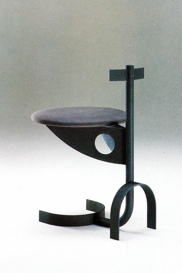 tabourets-de-bar-geometrie-noir