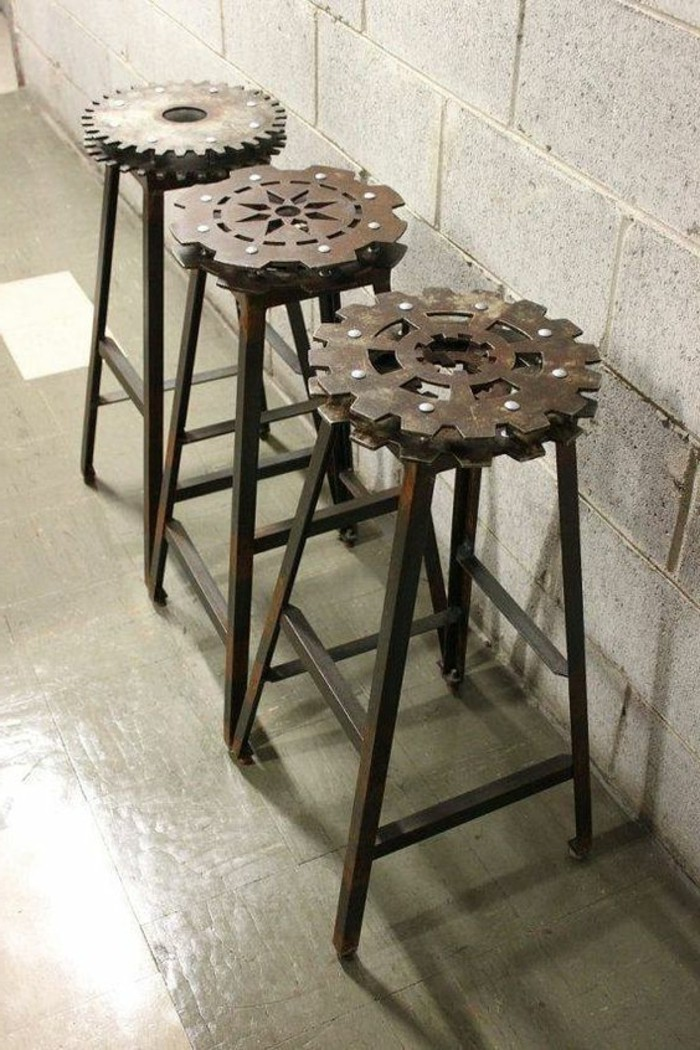 tabourets-de-bar-metal-ancien-style-rustique