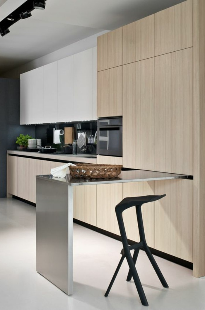 tabourets-de-bar-simple-style-noir-salle