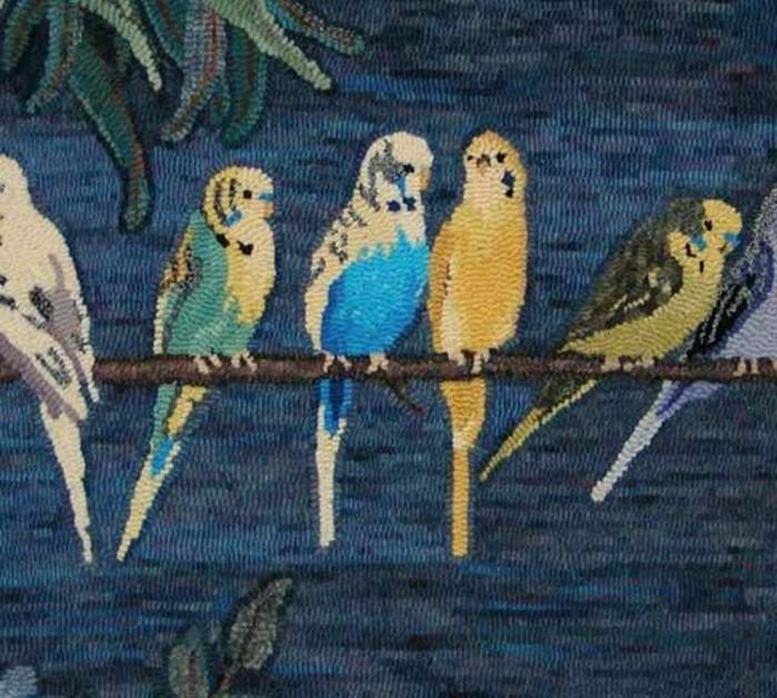 tapis-modernes-avec-des-perroquets-modele-unique