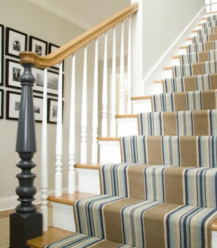 tapis-modernes-pour-l'escalier-tres-utilisé