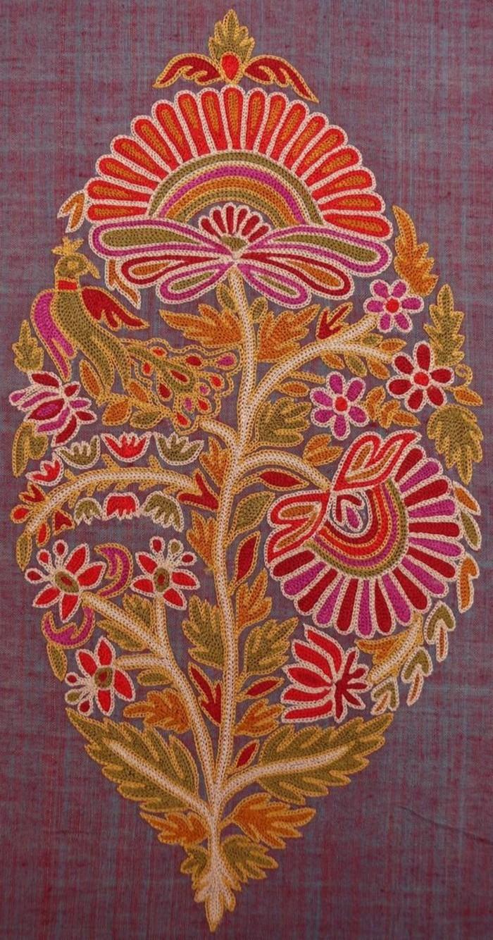 tapis-modernes-style-contemporain-multicolore-en-lain