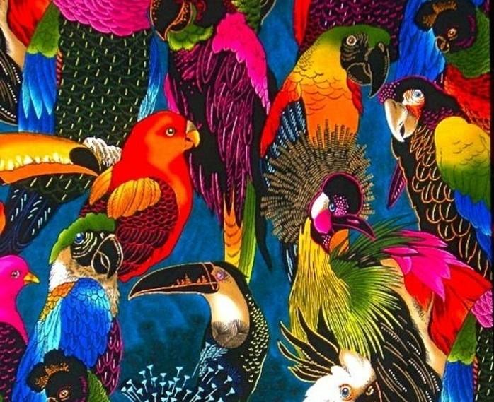 tapis-modernes-un-design-tres-interessant-et-tres-colore-avec-les-perroquets