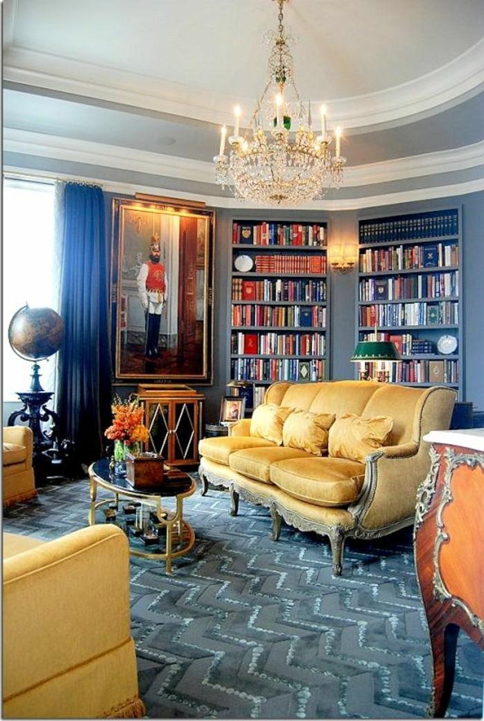 tapis-modernes-un-hall-classique-et-actuel