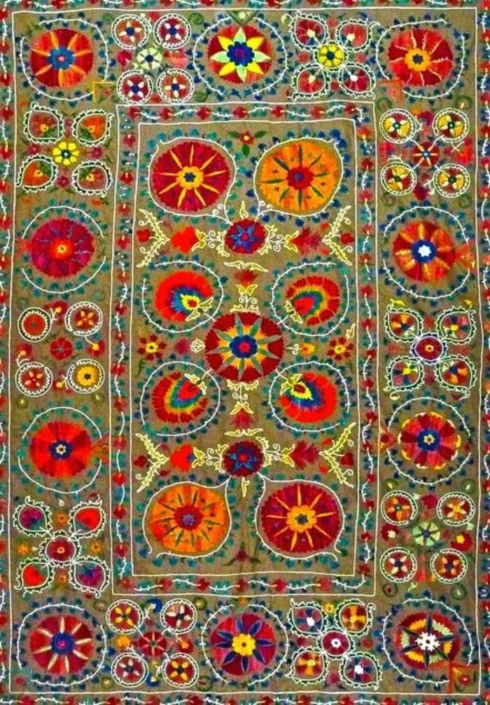 tapis-modernes-un-tapis-de-tibet-interessant