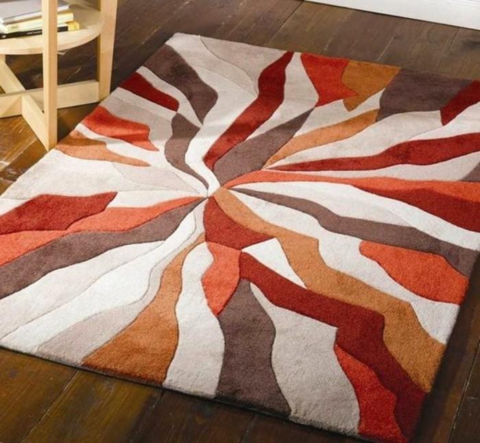 tapis-modernes-un-tapis-de-differentes-couleurs