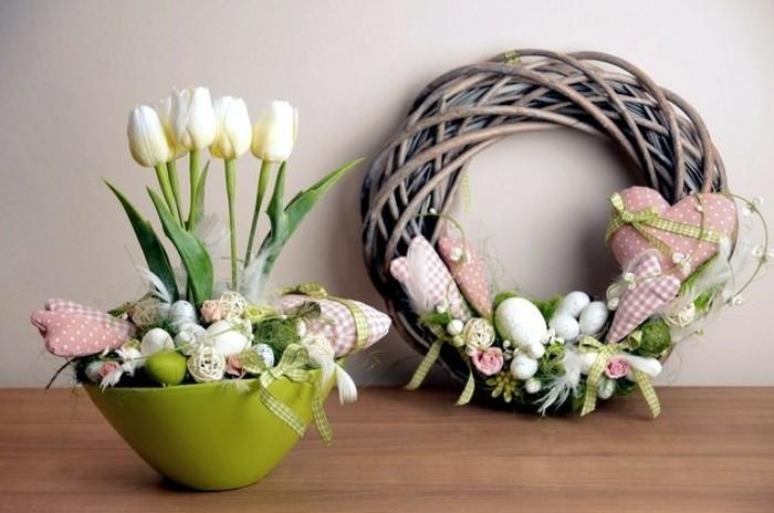 tres-charmante-decoration-oeufs-fleurs-couronne-d-oeuf-bol-rempli-d-oeufs-et-de-fleurs-deco-paques