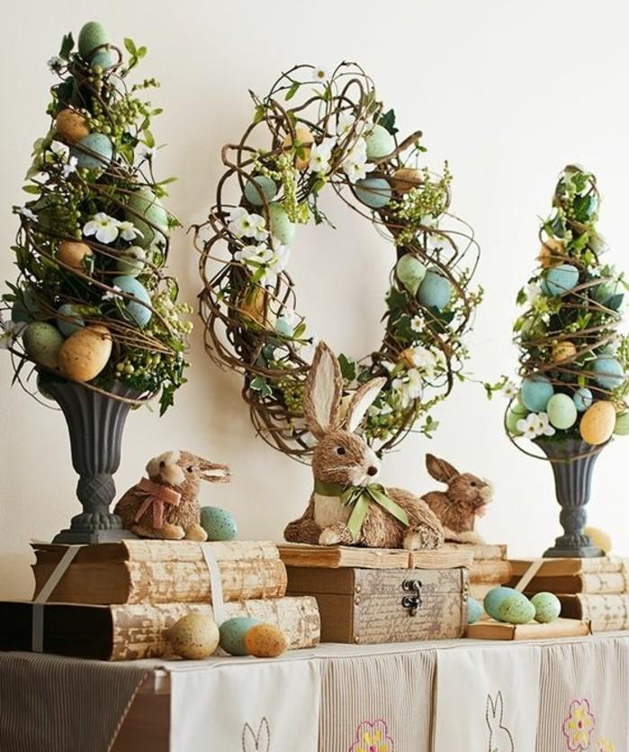 tres-jolie-deco-de-paques-combinant-des-elements-festifs-avec-des-elements-printaniers