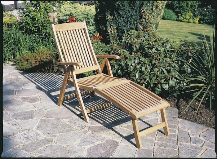 Transat jardin 43 id es pour un bain de soleil a vous for Transat relax de jardin