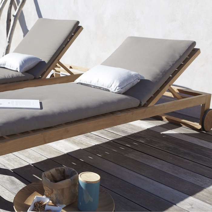 transat jardin 43 id es pour un bain de soleil a vous. Black Bedroom Furniture Sets. Home Design Ideas