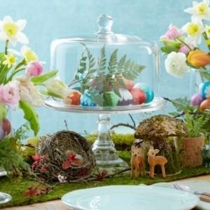 Déco table Pâques - 60 idées qui vos invités n'oublieront jamais