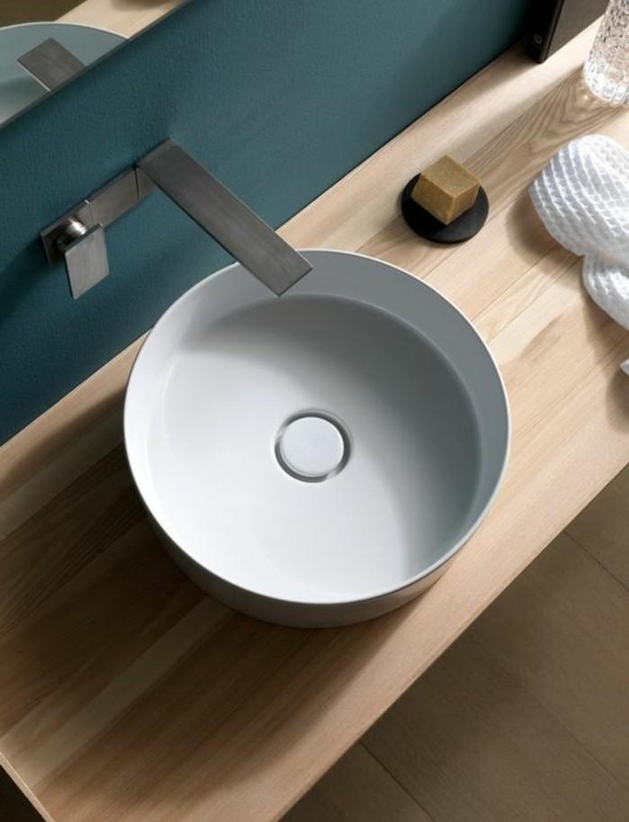 vasque-ronde-comptoir-en-bois-tendances-modeles-salle-de-bain