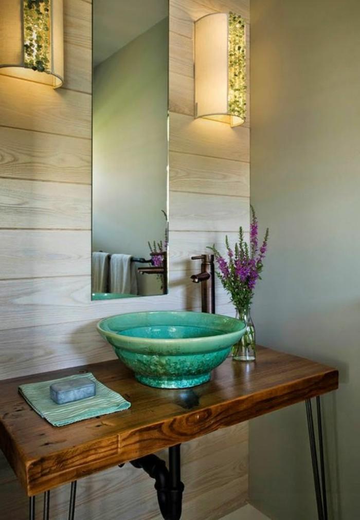 vasque-ronde-vasque-bleue-de-salle-de-bain-meuble-bois