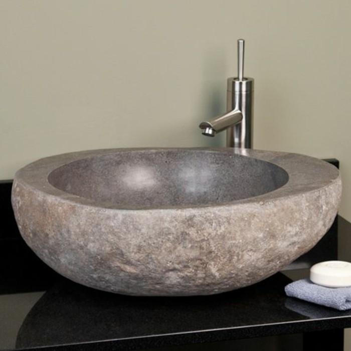 vasque ronde pierre top vasque design poser tanaro en pierre naturelle livraison domicile avec. Black Bedroom Furniture Sets. Home Design Ideas