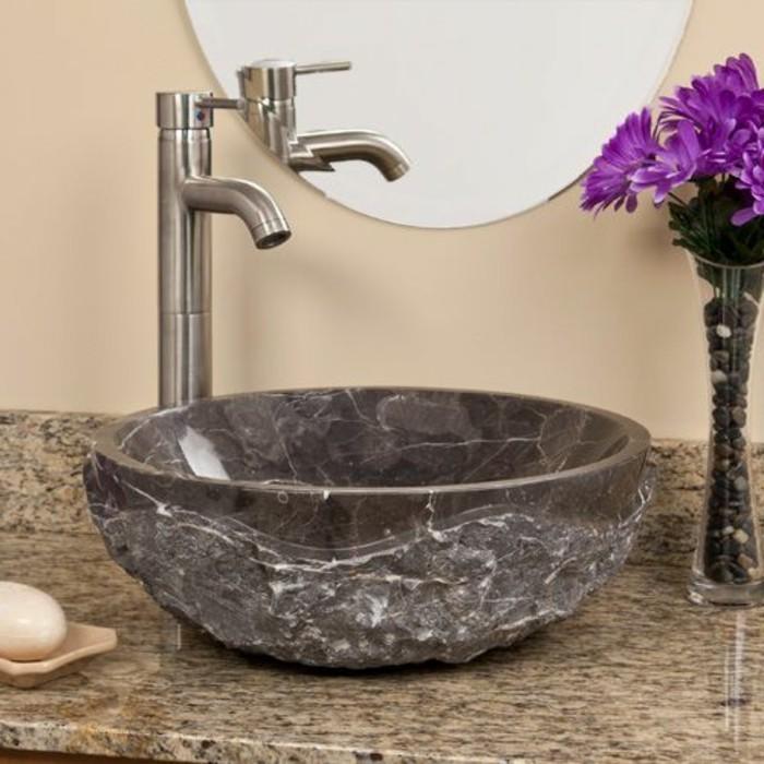 vasque-ronde-vasque-noire-de-salle-de-bain-design-sympa