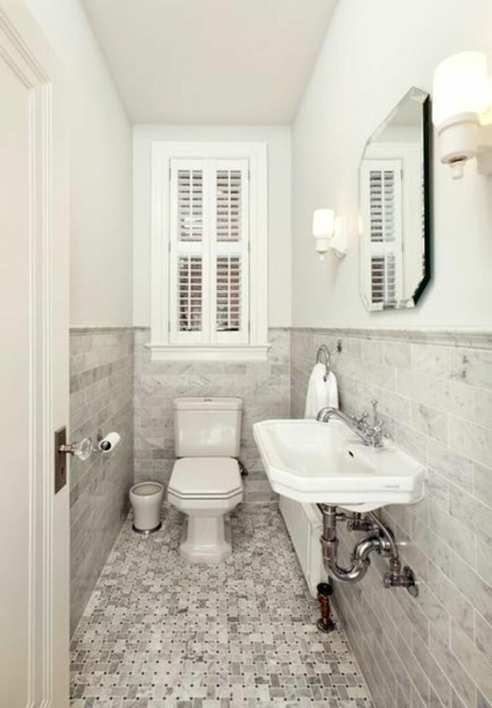 vasque-suspendue-carrelage-gris-ancien-petite-salle-de-bain
