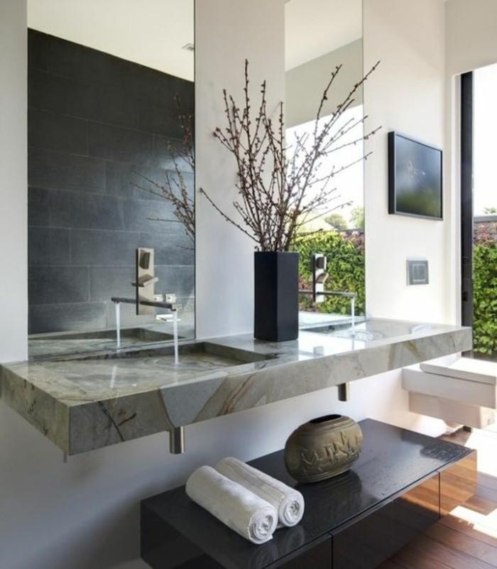 vasque-suspendue-double-lavabo-gris-contemporain