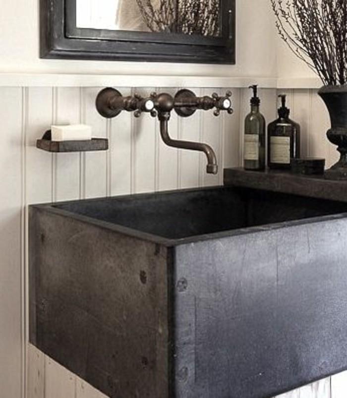 vasque-suspendue-grande-vasque-noire-design-rectangulaire