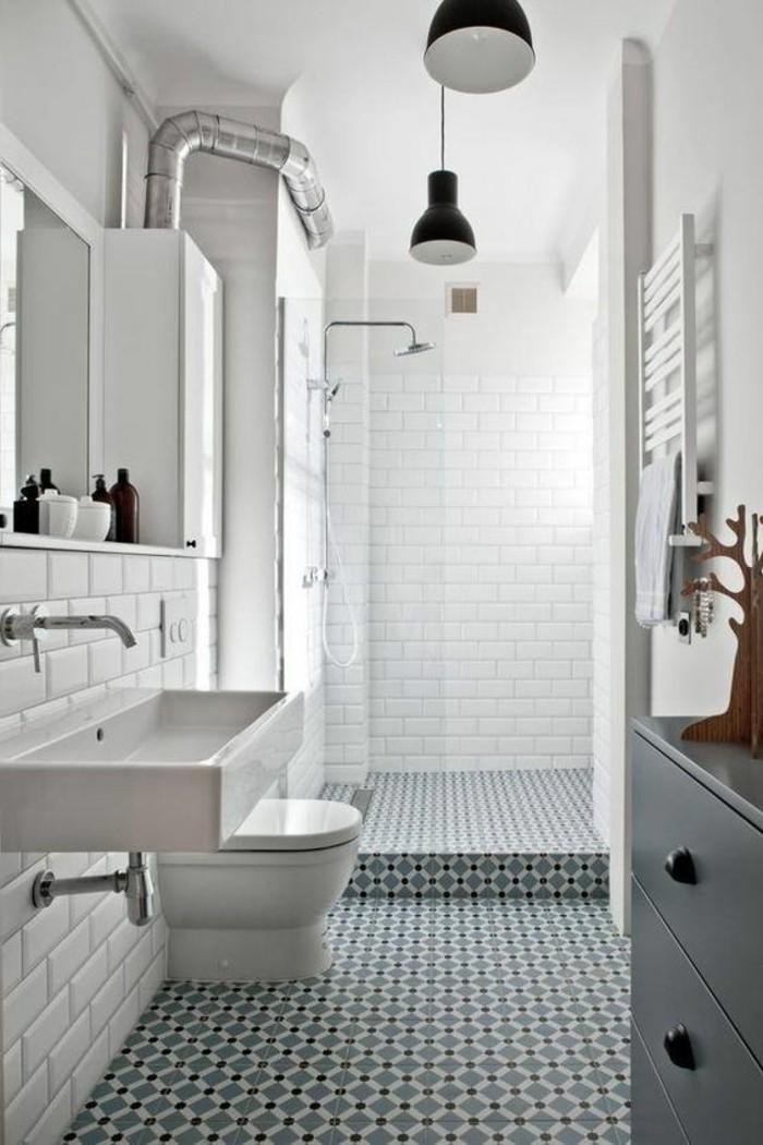 vasque-suspendue-lavabo-murale-et-carrelage-ancien