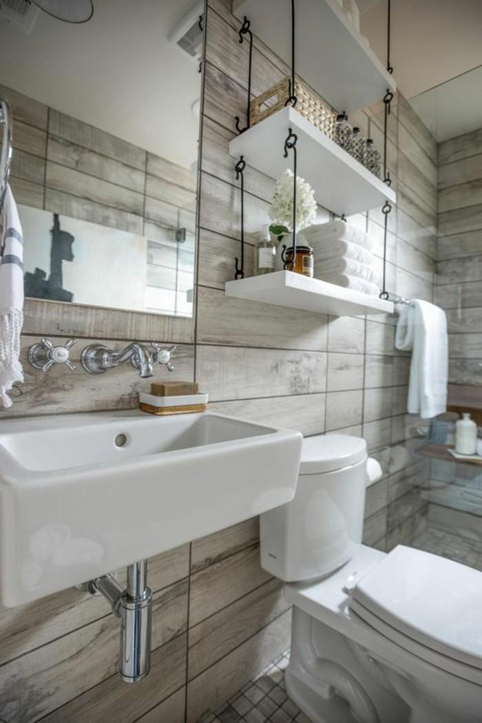 vasque-suspendue-salle-de-bain-deco-blanche-miroir-mural