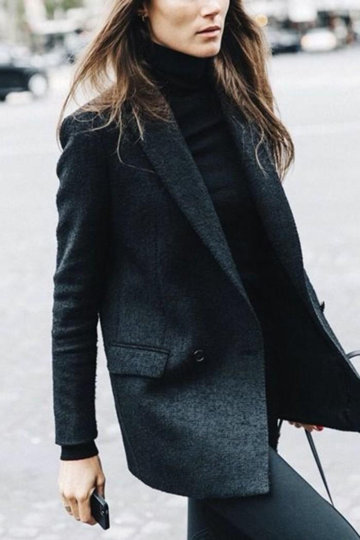 elegante-tenue-pull-en-laine-femme-pull-fins-sous-pull-noir