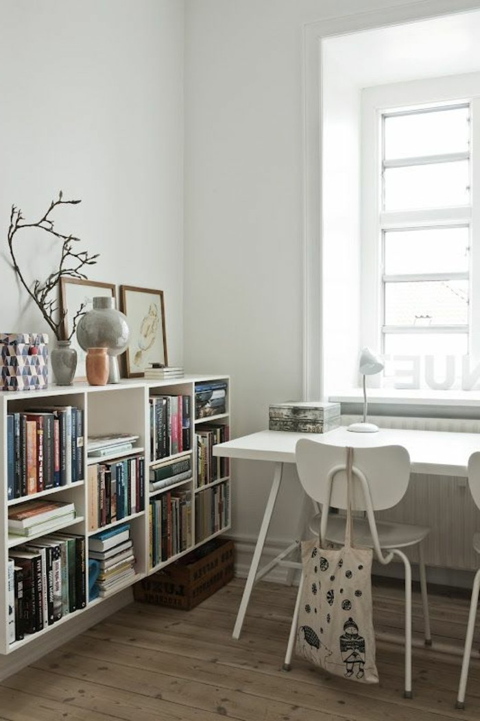 etagere-basse-petit-office-de-travail-etagere-bibliotheque-blanche