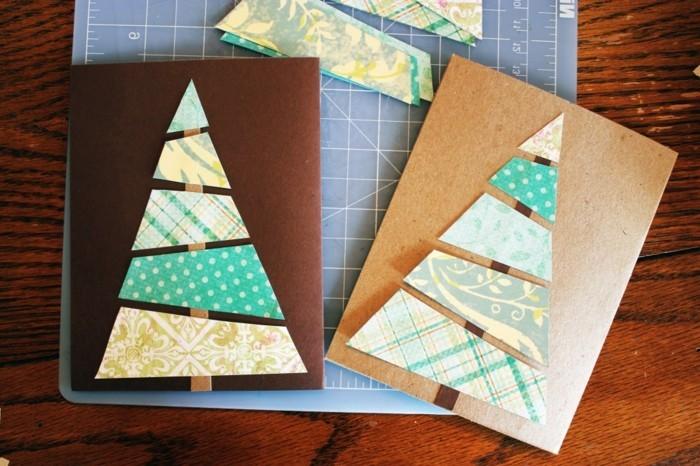 creer-un-arbre-de-noel-avec-les-pieces-decoupees-une-superbe-suggestion-de-carte-de-noel-a-fabriquer