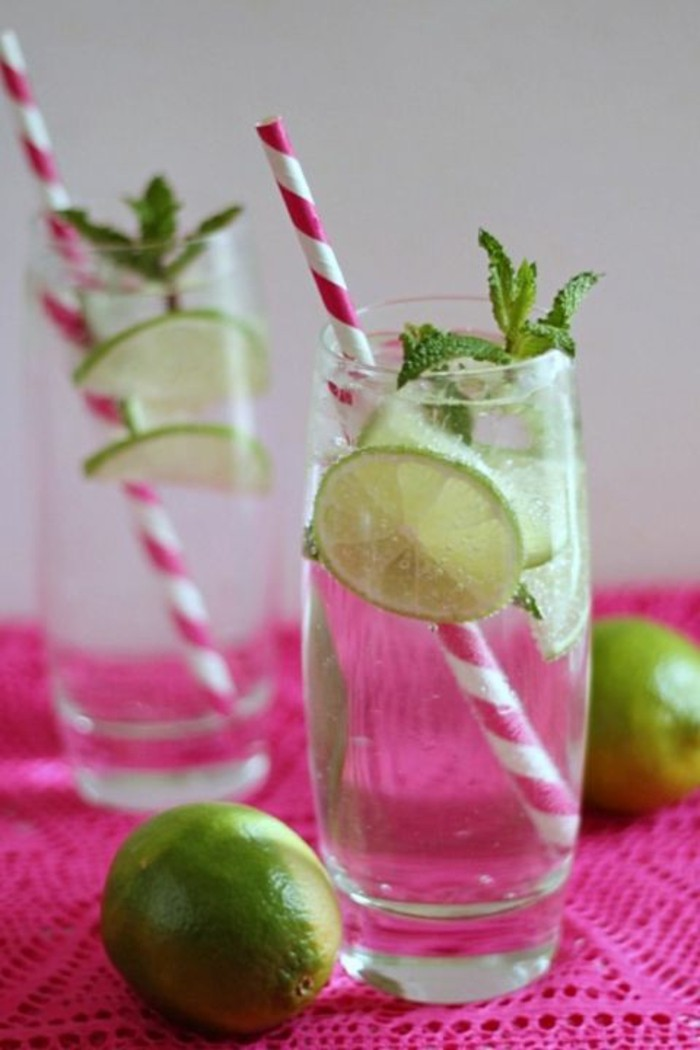 aperitif-sans-alcool-eau-infusee-lime