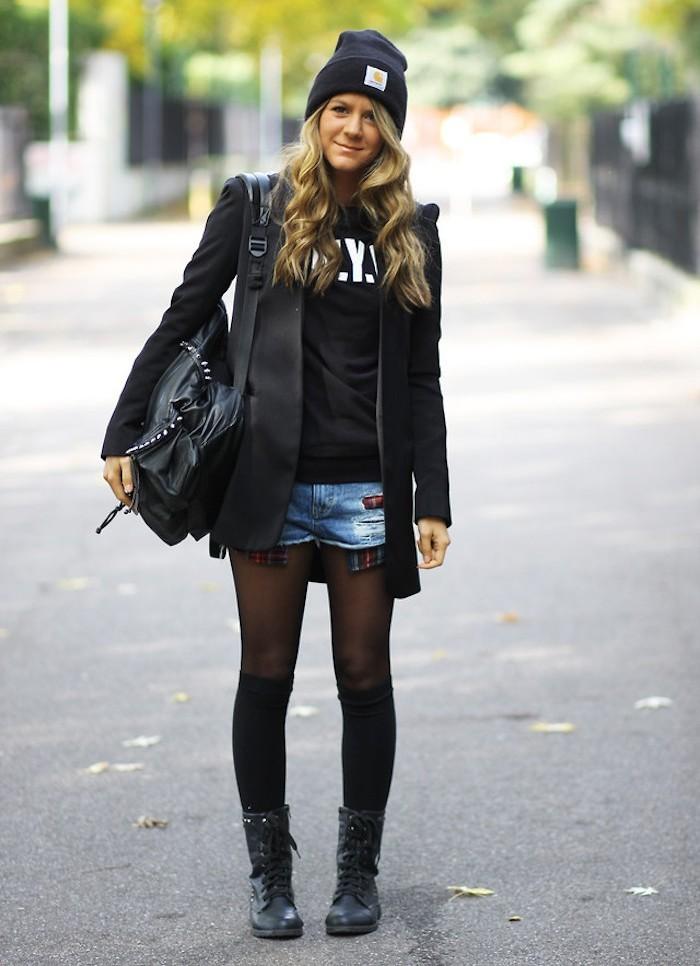 bonnet-carhartt-femme-noir-hipster-fille-hiver-style-exemple-photo-blonde