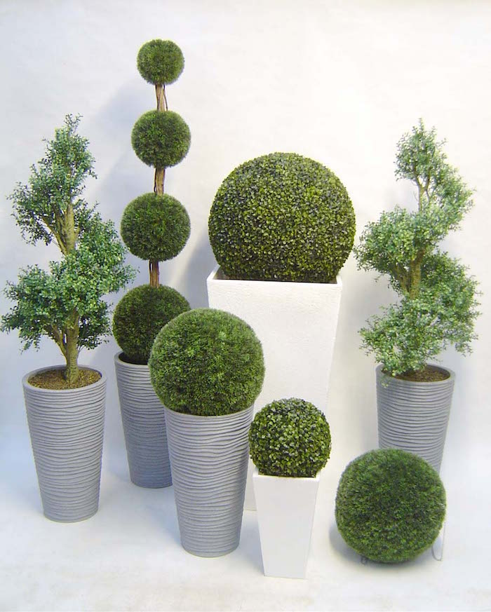 Plante artificielle de faux v g taux plus vrais que - Boule a the ikea ...