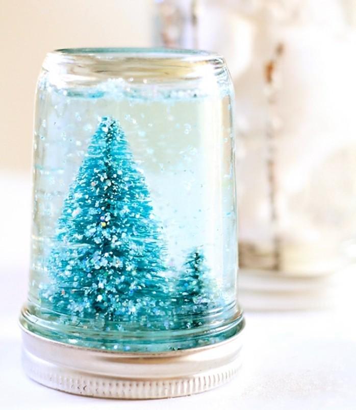 charming fabriquer ses cadeaux noel 11 boule a neige decoration de noel a fabriquer helvia co