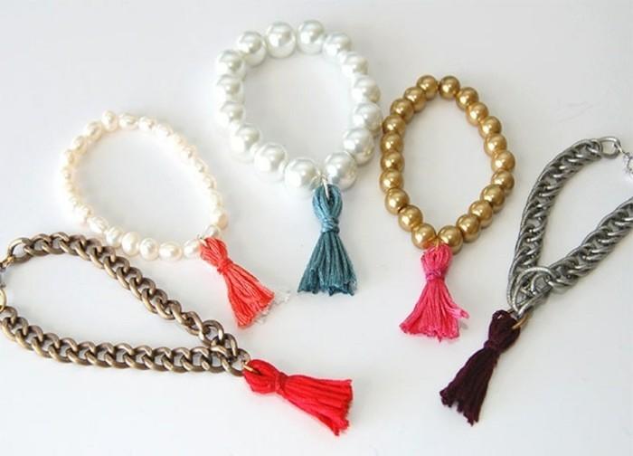 bracelets-diy-cadeau-de-noel-a-faire-soi-meme-bracelets-diy-jolie-idee-de-cadeau-noel-femme