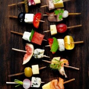 Brochette apéro - une sélection d'idées pour bien commencer votre repas